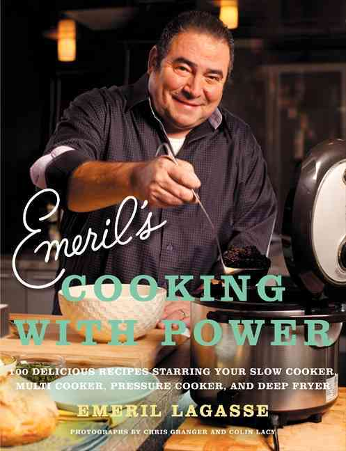 Emeril's Cooking With Power By Lagasse, Emeril