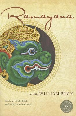 Ramayana By Buck, William/ Triest, Shirley (ILT)/ Van Nooten, B. A. (INT)