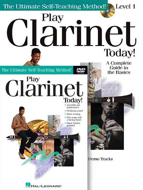 Play Clarinet Today Beginner's Pack